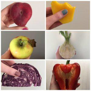 YB foto eten groente en fruit mindful eten